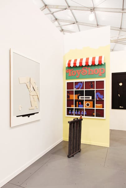 Frieze New York 2015